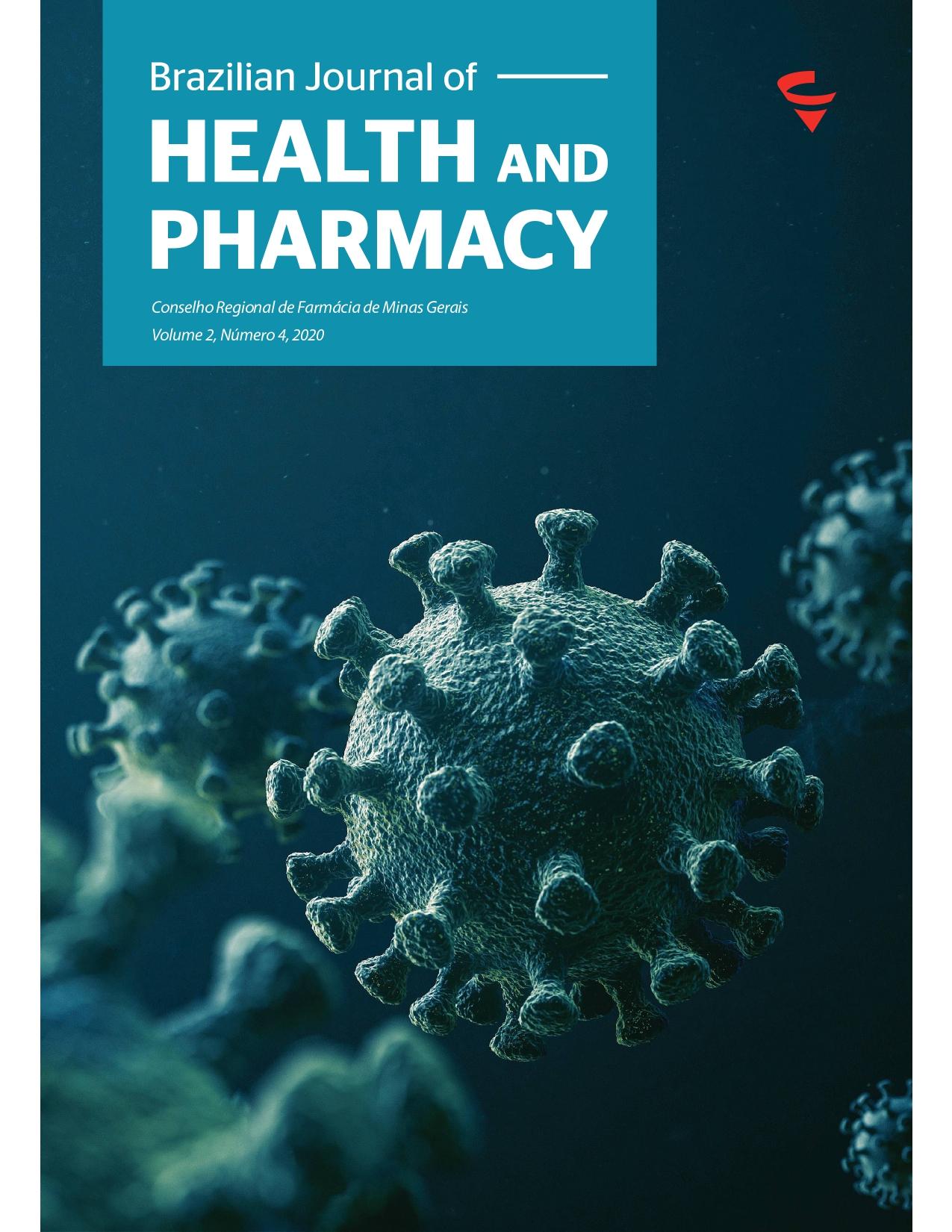 Capa Revista Cientifica BJHP V2 N4 2020