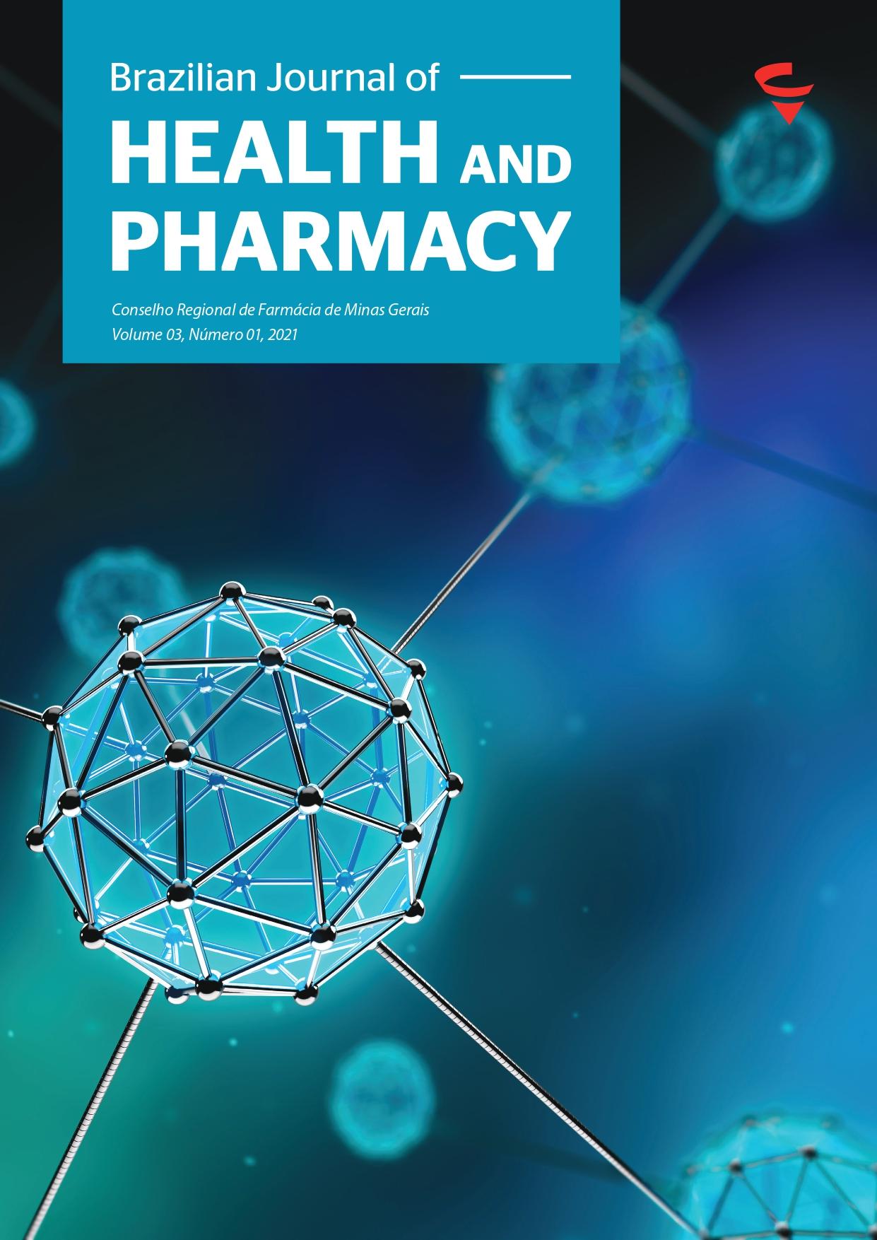 Capa Revista Cientifica BJHP V3 N1 2021